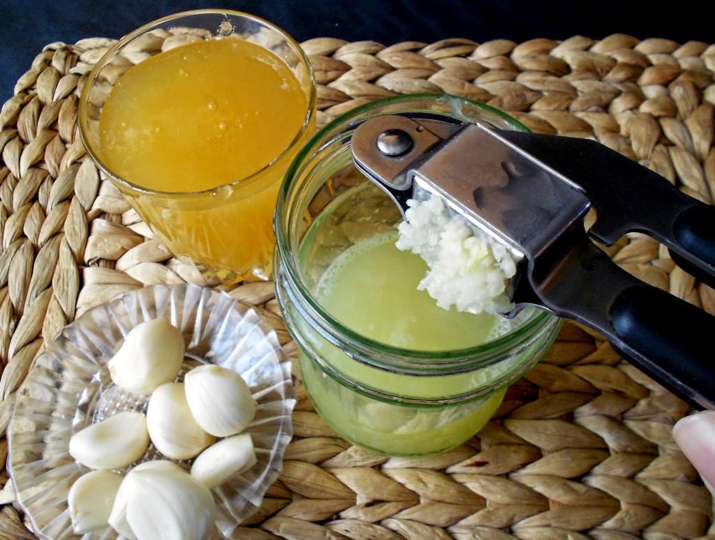 Эликсир молодости рецепт мед лимон чеснок