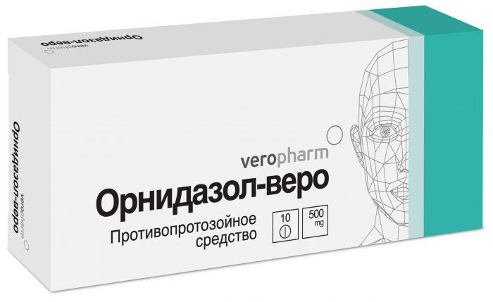 лекарственное средство орнидазол