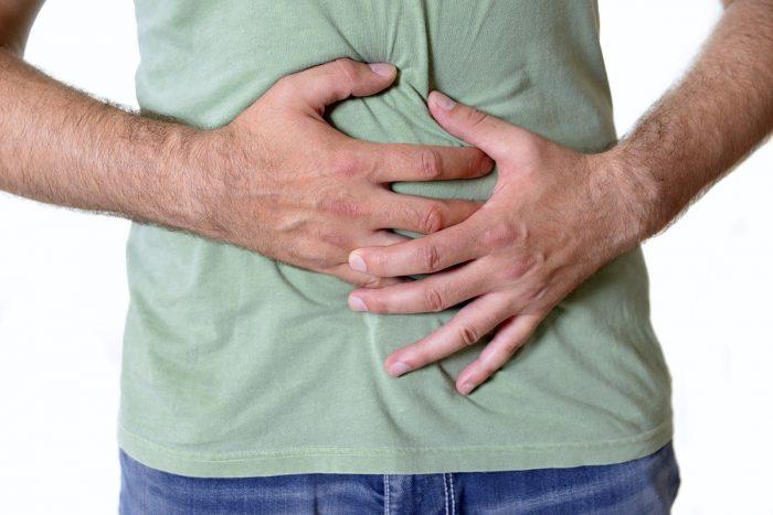 поражаются ткани кишечника
