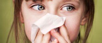 глисты в носу