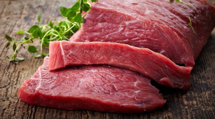 возбудитель заболевания содержится в говядине