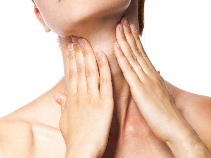 трихинелла часто провоцирует отечность в области шеи