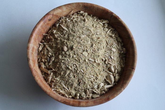 сушеная кора осины