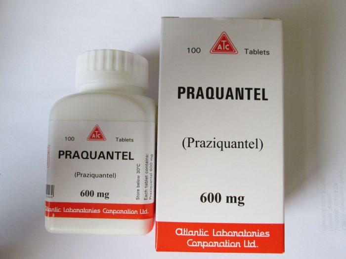 лекарство празиквантел