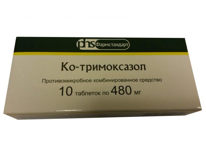 противопротозойный и антибактериальный препарат