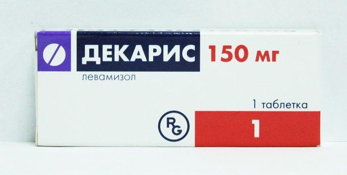 противогельминтная терапия