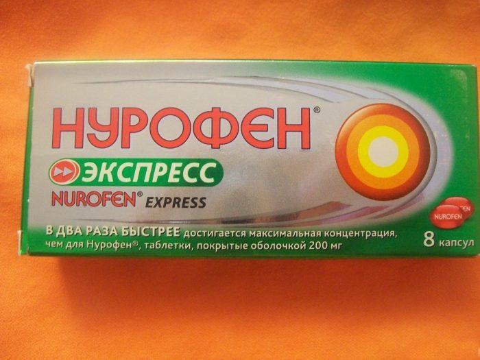сбить температуру при глистах