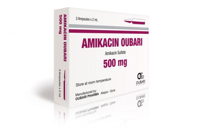 антибиотик из группы аминогликозидов